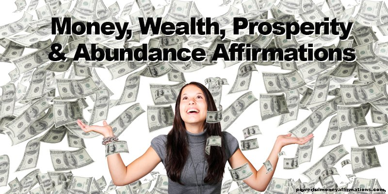 Powerful Money Affirmations