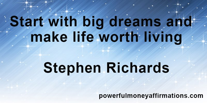 how to make your life worth living
