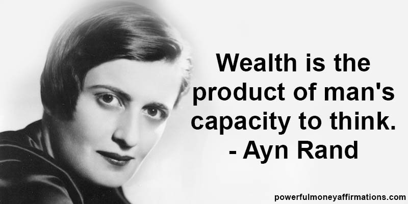 Best Quotes about Wealth
