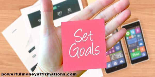 Set a Goal, to Activate Subconscious Mind
