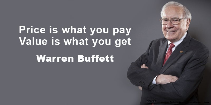 Inspirational Quotes by Billionaire Warren Buffett