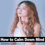 How to Calm Down Mind