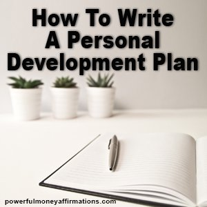How to Write Employee Development Plans