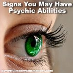 Signs You May Have Psychic Abilities