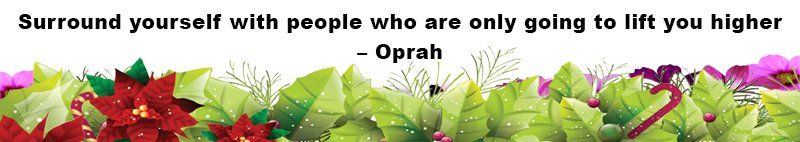 Mindset Quote by Oprah
