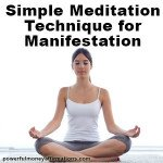 Simple Meditation Method for Manifestation