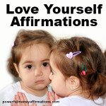Love Yourself Affirmations
