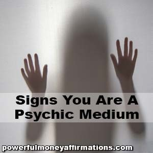 Are you a psychic medium? Based on my research work and study, I am going to give you a few signs you are a psychic medium.